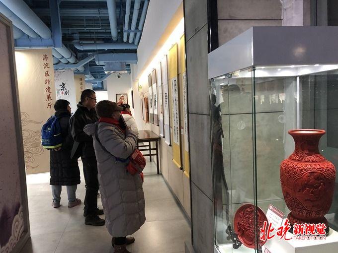 北京民俗博物馆非遗文化活动热闹开幕 非遗传人们各显其能[墙根网]