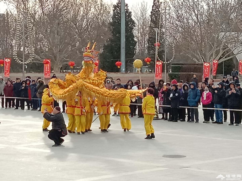 实拍大兴京南花会调演闹新春,现场太热闹了!