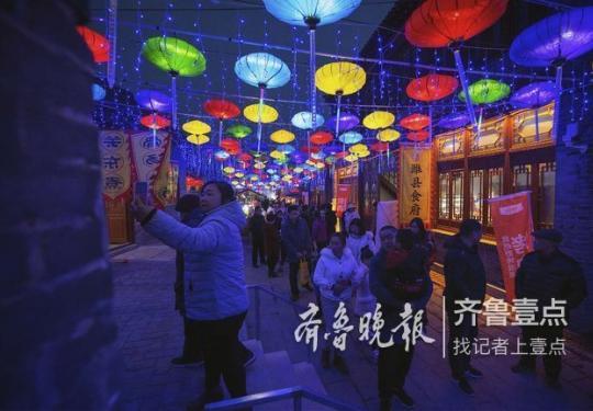 2019杨家埠民俗文化灯会如约而至(时间+地点+看点)