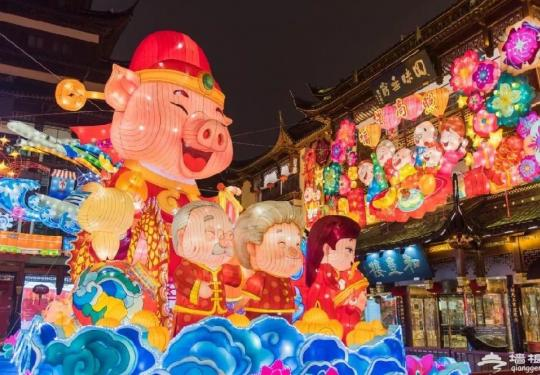 2019上海元宵节灯会大盘点