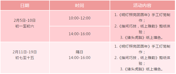 2019西安钟鼓楼博物馆元宵节参观指南