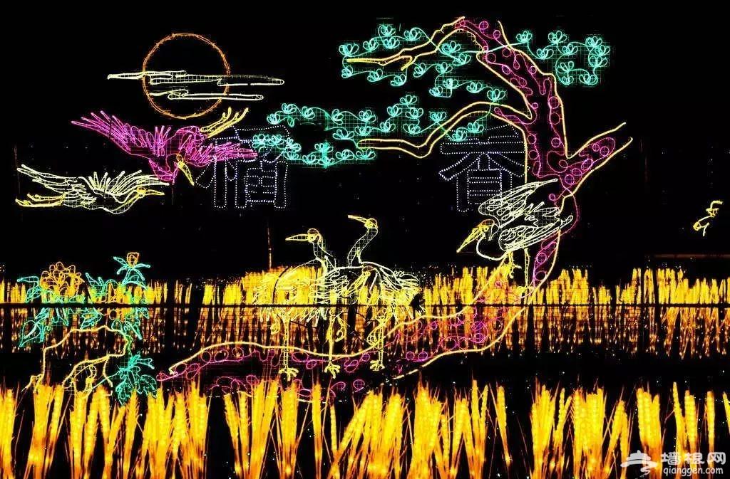 北京闹元宵最全攻略:全市19处灯会灯光秀亮点不容错过[墙根网]