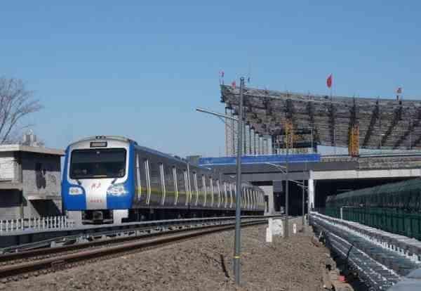京张高铁清河站年底具备交付条件,三条地铁接驳[墙根网]