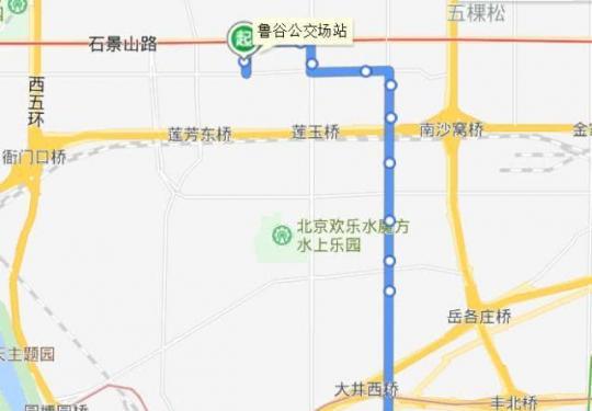北京公交2月26日452路与专93路调整站点