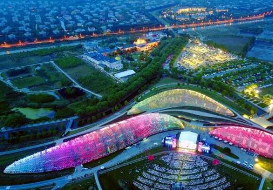上海辰山植物园2019全年花展一览