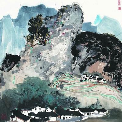 中国新水墨作品展1978-2018(时间+地点+介绍)[墙根网]