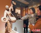 全国雕塑艺术作品展在中国美术馆开幕 展出雕塑作品237件