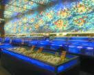 哈噜玛特市集,海鲜在电子屏幕上游走