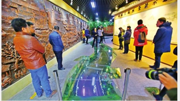 天津静海运河书院 文化地标讲述运河故事