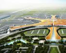 北京芦垡段城市森林公园开工,大兴国际机场廊道两侧是绿化重点