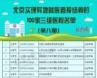 北京100家三甲医院已实现异地就医直接结算(附医院名单)