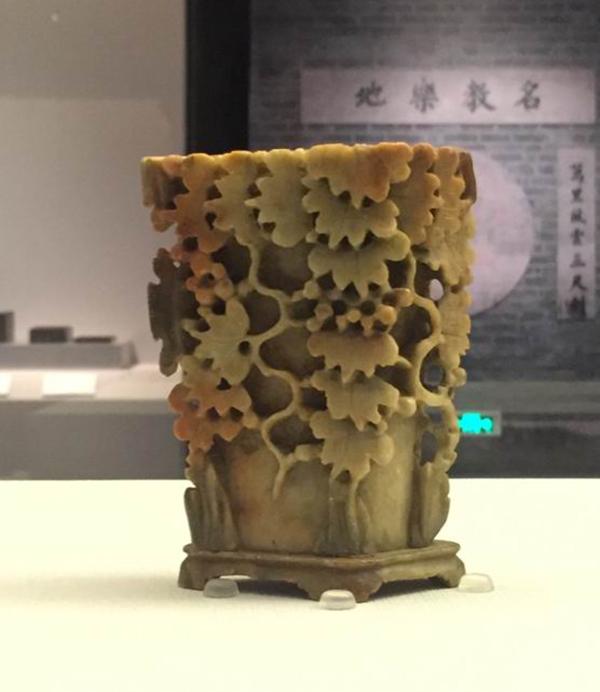 """这些青铜器否定了""""商文化不过长江"""",首博展""""望郡吉安""""[墙根网]"""
