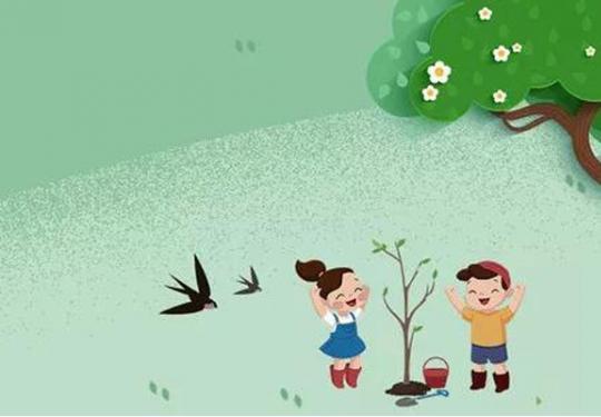 亲子植树、草莓采摘、风筝DIY,快带孩子来约会小树吧~