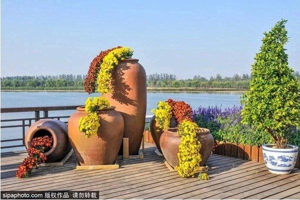 京郊公园踏青,赏美景享惬意生活[墙根网]