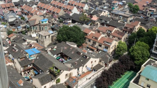 """昔日上海船王郁泰峰的老宅——150岁高龄的""""宜稼堂""""还好吗?"""