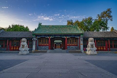 2019年北京恭王府开放时间、门票价格及交通指南