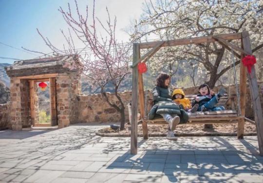 北京這個小村落,美成世外桃源,現在去剛好!