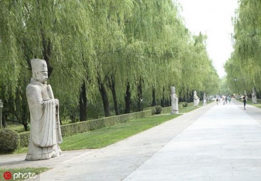 北京十三陵景区八大活动迎小长假 再现明代大型皇家礼仪