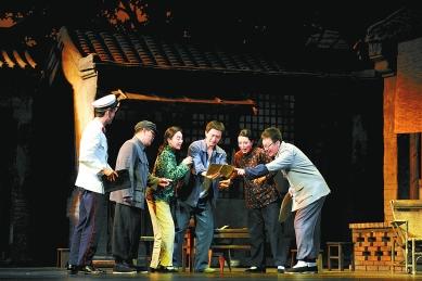 国家大剧院呈现三台京味大戏 再现四九城风土人情