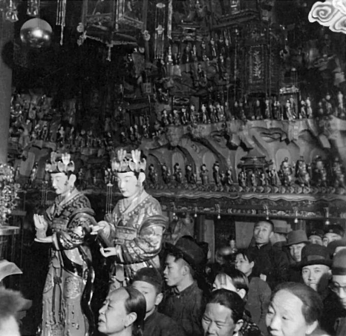 三月三,赶一场蟠桃宫庙会,它有个特有的老北京风俗[墙根网]