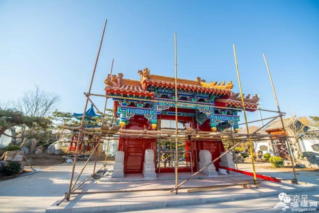 北京世园抢先看!实拍34个展园,饱览祖国大好河山[墙根网]