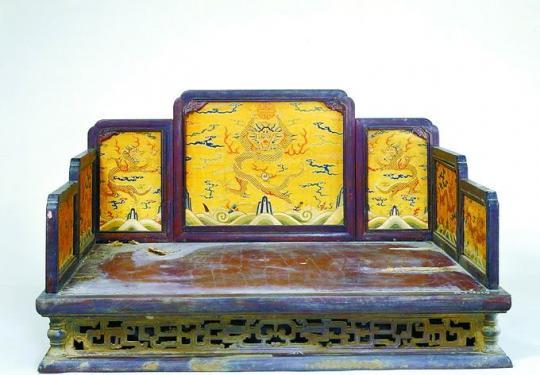 探访故宫家具馆 了解明清皇家家具的背后故事