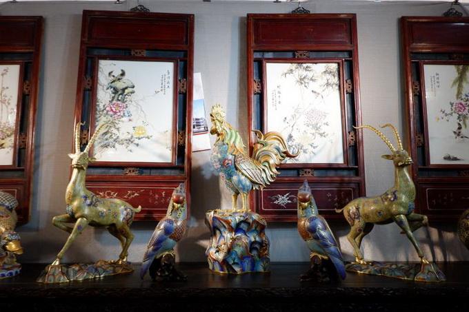 北京潘家园陶瓷文化周绚烂绽放[墙根网]