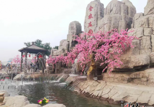 """最美人间四月天!河北推出40条""""春观花""""乡村旅游线路"""