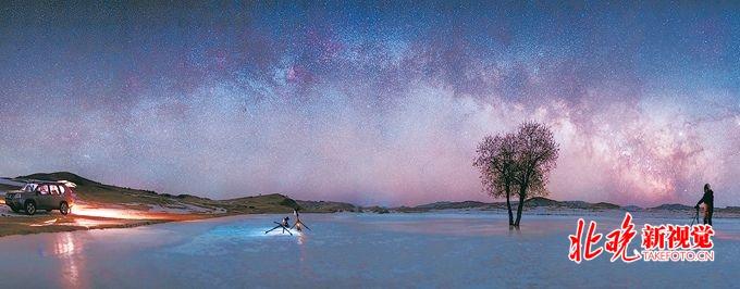 这里曾是清朝皇家木兰围场,如今是距北京最近的星空拍摄地