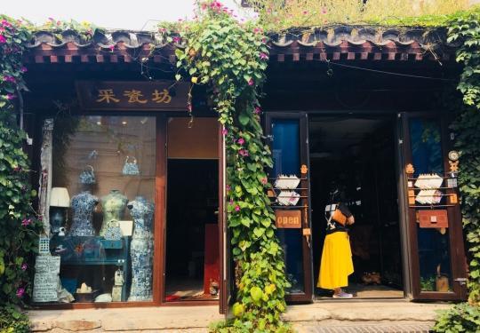 在北京去哪玩?赏花、古镇、爬山…….一个都不少~