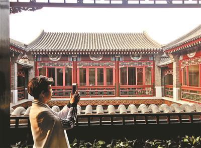 探秘北京二环内80万起的网红四合院:售楼处已全撤走