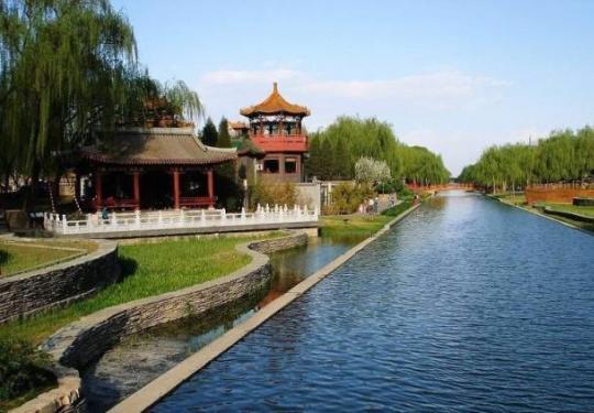 太美了!這可能是全北京最好看的海棠花海,4A級景區關鍵還免費
