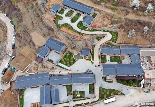 北京密云大城子镇下栅子村 建设特色民宿打造乡村旅游