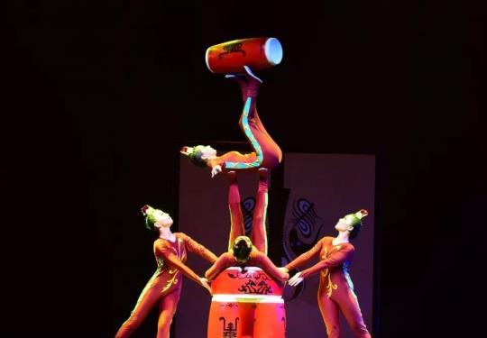 2019第三届上海大世界杂技魔术节时间+地址+交通