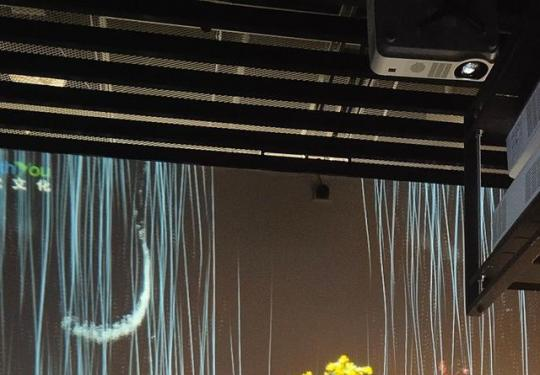 北京世园会本草印象馆:瀑布顺流而下 十五种中草药诠释生命过程