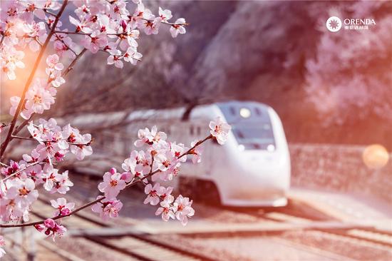 """一路向北,花色最美,这里才是真正的""""北京后花园""""![墙根网]"""