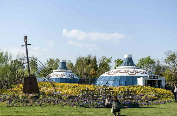蒙古舞、马头琴、胡杨树……来北京世园会内蒙古日徜徉壮美北疆[墙根网]