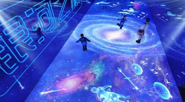 《HELLO火星》-3D数字太空展 (时间+地点+门票)[墙根网]