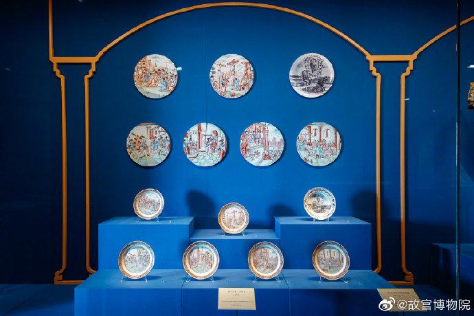 故宫梵蒂冈博物馆藏中国文物展时间展厅门票购买[墙根网]