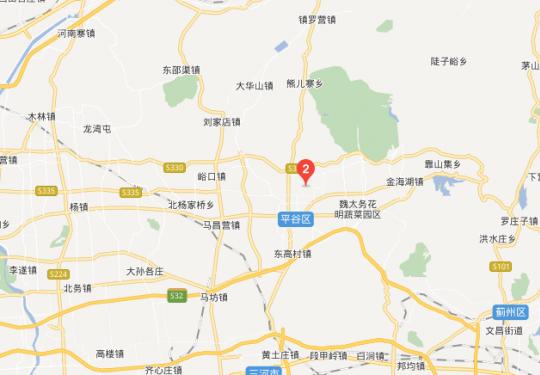 平谷愉景公馆共有产权房二次申购项目信息公示