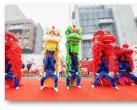 """北京通州张家湾举行""""端午文化周"""" 传统民俗展览亮相古镇"""