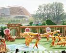 北京端午文化节世园会内开幕,来自长城沿线的非遗项目齐聚延庆