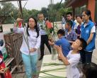 端午小长假第一天,北京玉渊潭公园邀游客体验多彩民俗
