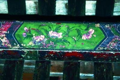 北京古刹隆长寺重获新生,明万历、清乾隆的彩画原迹再次亮出[墙根网]