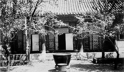 北京古刹隆长寺重获新生,明万历、清乾隆的彩画原迹再次亮出