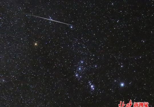 明晚牧夫座流星雨迎来极大 速度缓慢便于观测