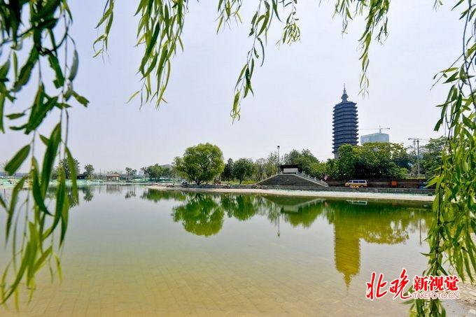 葫芦湖遗址基本复建完工 将亮相北京通州西海子公园二期[墙根网]