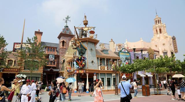 上海被遗忘的一座小镇,毗邻上海迪士尼乐园,还不要门票[墙根网]