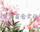 北京百合文化节
