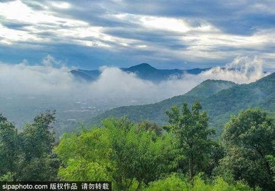 盛夏就要京郊游,清凉幽静避暑佳处